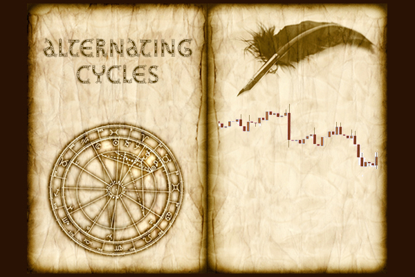 wd gann astro cycles