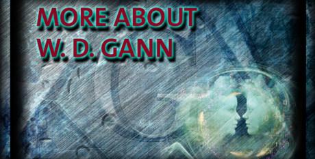 More About W. D. Gann
